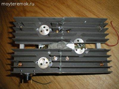 радиатор для моста инвертора