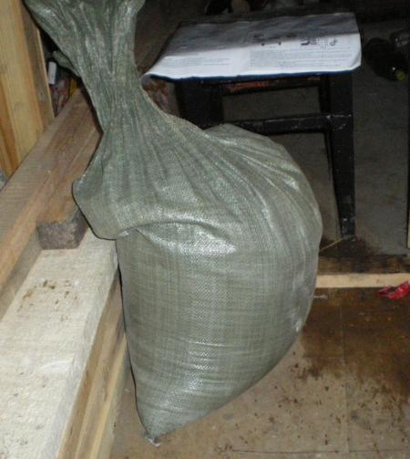 мешок цемента