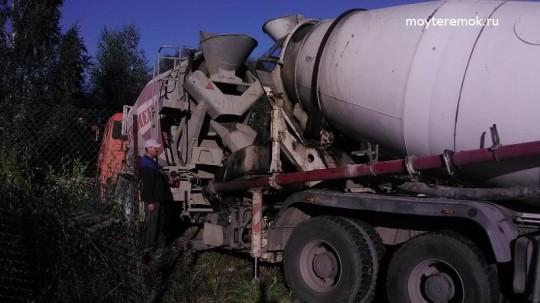 переливка бетона в АБН