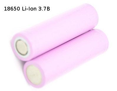 аккумулятор li-ion 18650