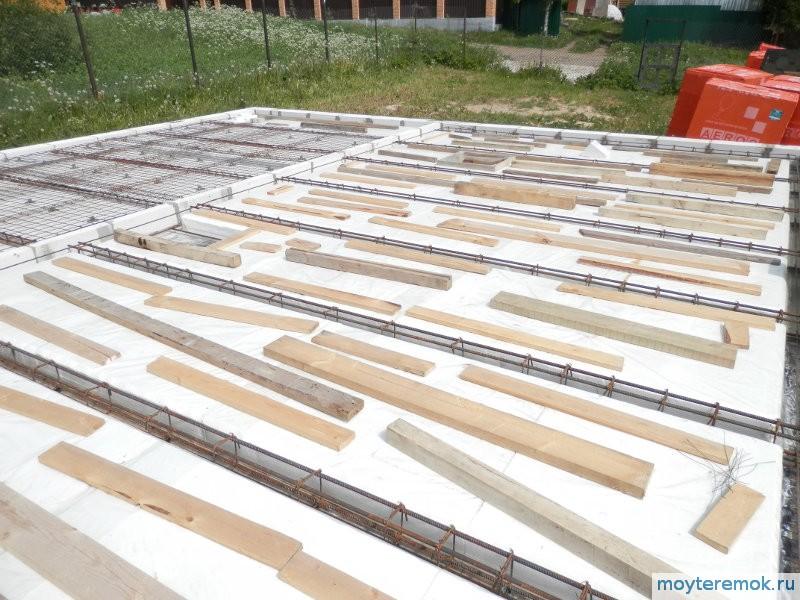 166 Как построить дачный дом из газобетона
