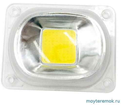 светодиодная матрица для самодельного прожектора