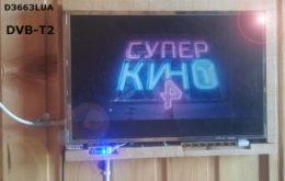 самодельный телевизор d3663lua