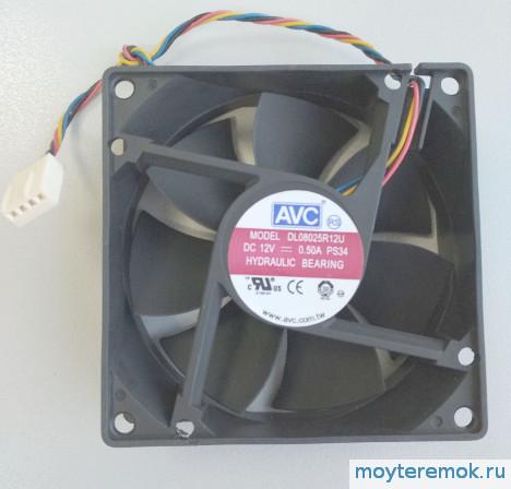 кулер AVC на процессор