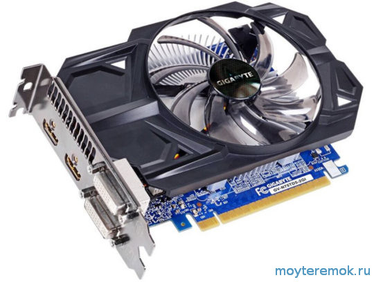 gigabyte geforce GTX750 TI 2Gb