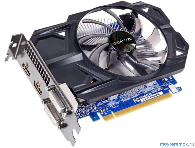 gigabyte geforce GTX750 TI 2Gb