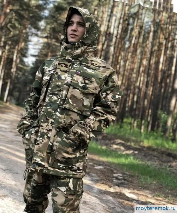 мужская одежда для охоты и рыбалки