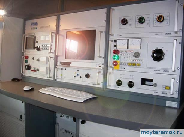 передвижная электролаборатория