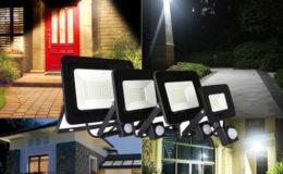 прожекторы уличные