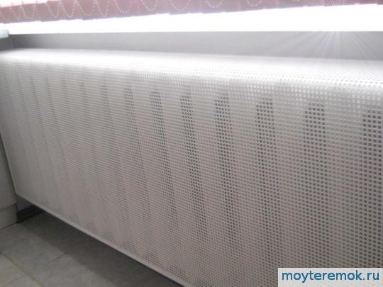 сальные экраны на радиаторы