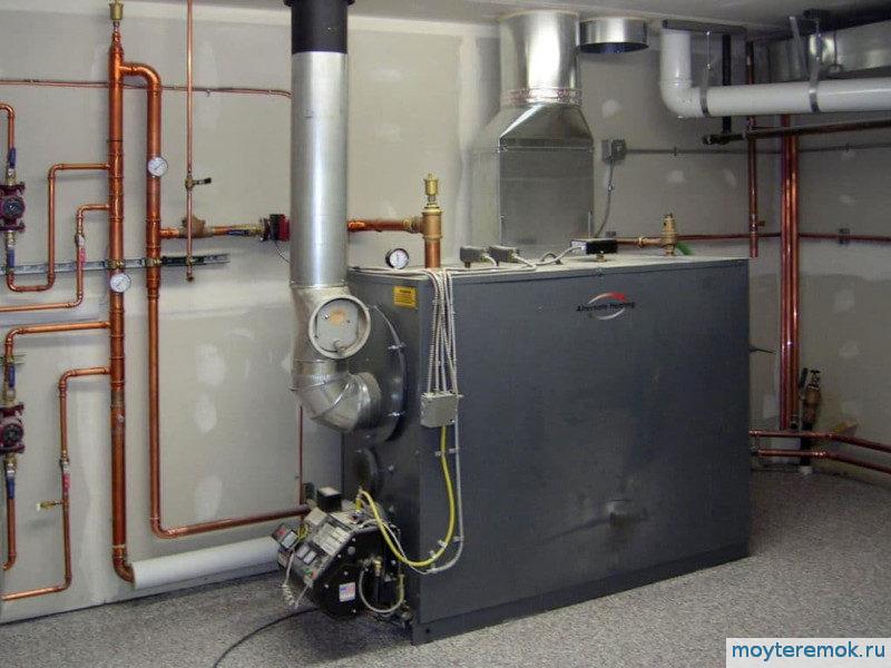 дизельное отопление дома