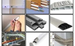 изделия для монтажа проводки дкс
