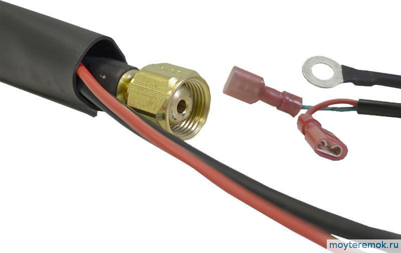 устройство кабелей для плазмотрона