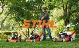 Газонокосилки Stihl